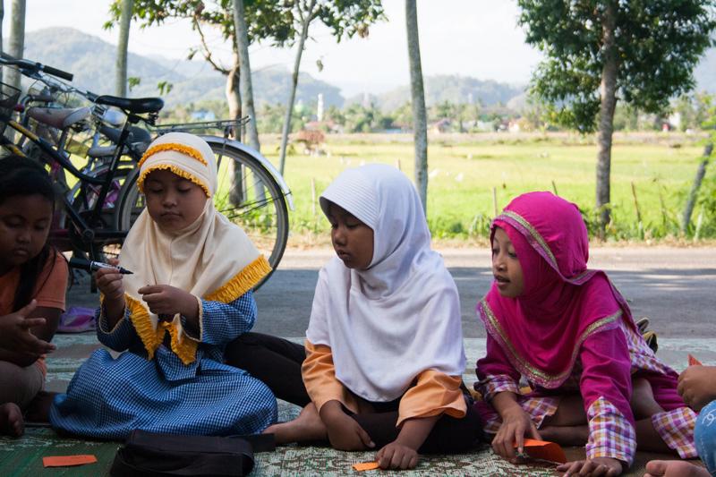 vrijwilligerswerk educatie